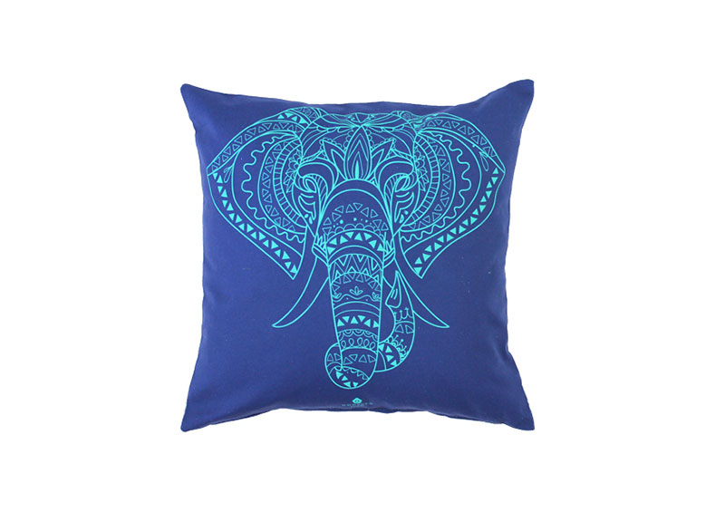Cojín elefante